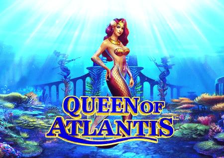 Queen of Atlantis – zaronite u potrazi za besplatnim igrama u novom slotu!