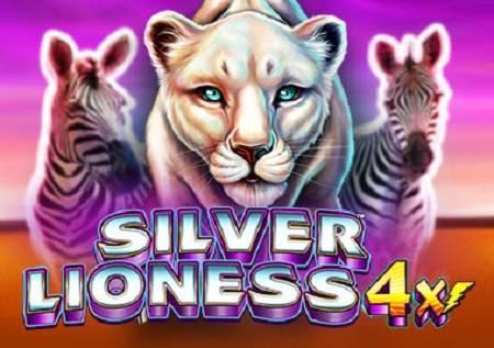 Silver Lioness– stvorite dobitak uz pomoć četiri džokera!