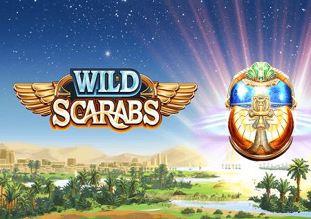 Wild Scarabs– svete staroegipatske bube daju dobitke!