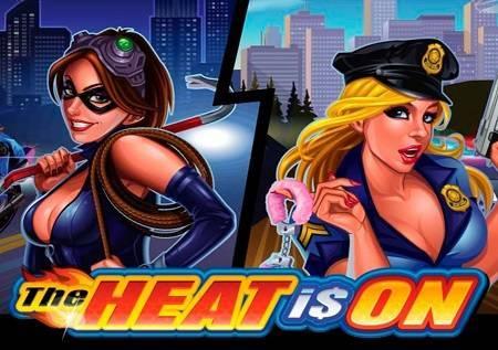 The Heat is On – video slot koji vas tjera na akciju!