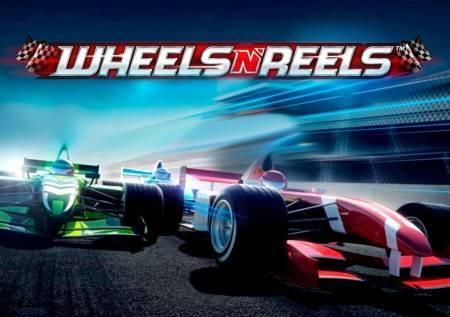 Wheels n Reels – moć formule u kazino igri!