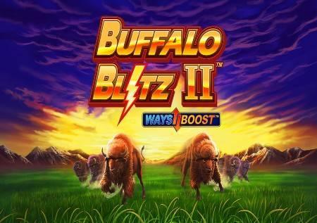 Buffalo Blitz II – novi slot sa sjajnim dobicima!