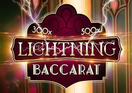 Lightning Baccarat – osvojite nevjerovatne multiplikatore!