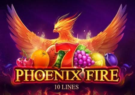 Phoenix Fire – vatreni neodoljivi ples u novoj kazino igri!