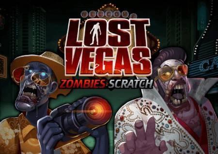 Lost Vegas Zombies Scratch – žurka koja obećava sjajnu zabavu u kazino igri!