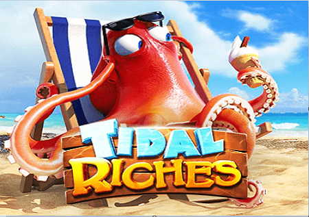 Tidal Riches – odličan ljetnji slot za sjajnom mogućnošću za zaradu!