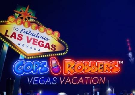 Cops and Robbers: Vegas Vacation neodoljiva kazino igra!