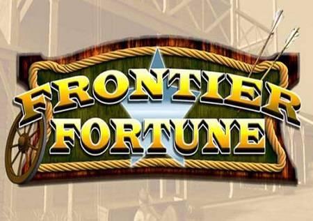 Frontier Fortune kazino bonusi na ulici!