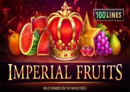 Imperial Fruits: 100 lines – kraljevske voćkice u kazino igri!