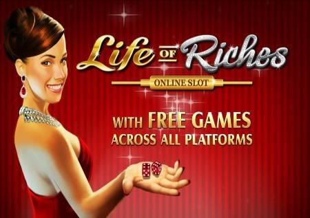 Life of Riches – galantni dobici u kazino igri!