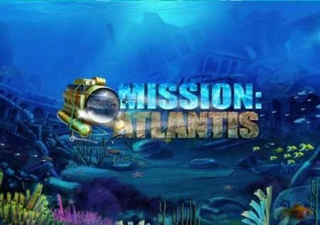 Mission Atlantis – zagubljen grad Atlantide u kazino igri!