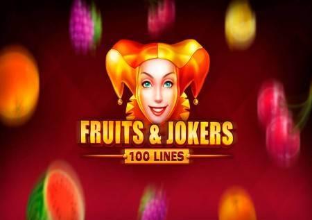 Fruits and Jokers 100 lines – slatke voćkice i slatki dobici zaigraj!