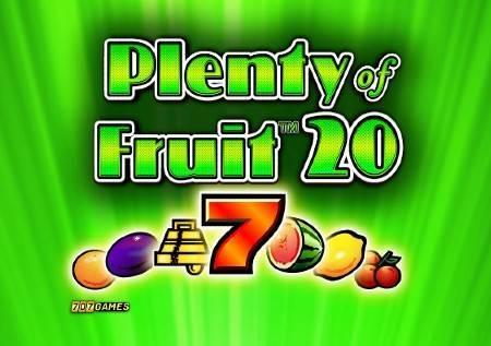 Plenty of Fruit 20 – voćna magija u kazino igri!