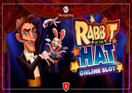 Rabbit in the Hat – uz sjajnog mađioničara do sjajnih dobitaka u kazino igri!