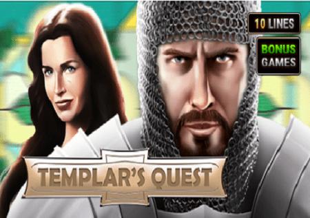 Templar's Quest – hrabro zakoračite do velikih kazino bonusa!