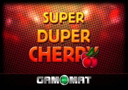 Super Duper Cherry – slatke trešnje donose sjajne bonus funkcije!