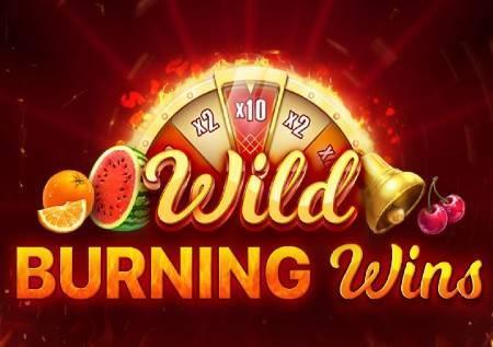 Wild Burning Wins – klasik sa sjajnim dobicima!