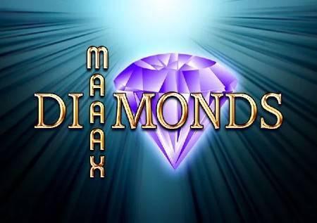 Maaax Diamonds – odlična zabava sa diamantima u kazino igri!