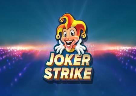 Joker Strike –1-a veoma zanimljiva kazino igra!