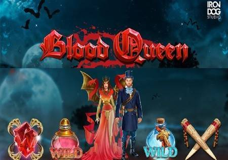 Blood Queen – horor slot sa fantastičnim bonusima!