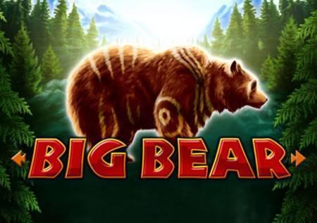 Big Bear – upoznajte Aljasku u novom slotu!