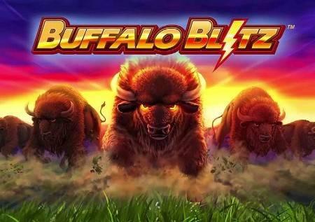 Buffalo Blitz – Tlo Severne Amerike u slot igri!