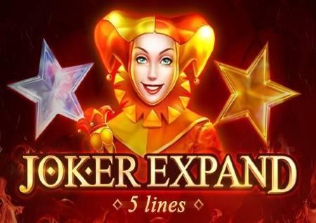 Joker Expand: 5 lines – džokeri donose odlične dobitke!