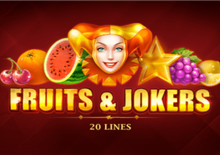 Fruits and Jokers: 20 lines – nezaboravna doza zabave!