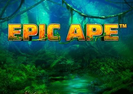 Epic Ape – džungla koja donosi sjajnu zabavu u kazino igri!