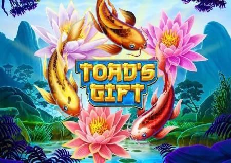 Toads Gift – nova kazino igra koja donosi džekpotove!