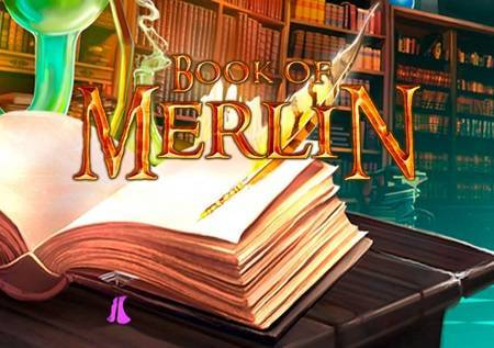 Book of Merlin – misteriozni video slot koji vam donosi puno bonusa!