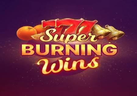 Super Burning Wins –nova kazino igra koja donosi zabavu!