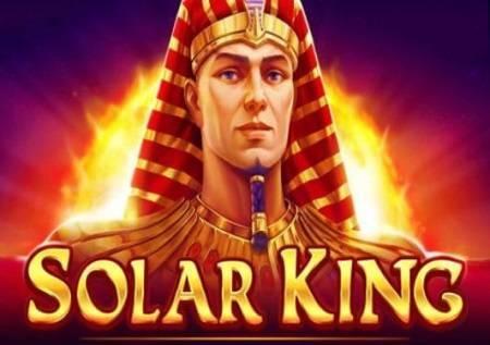 Solar King- dodjeljuje odlične online kazino dobitke!