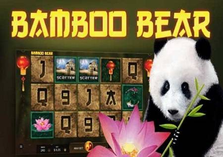 Bamboo Bear – preslatke pande donose sjajne dobitke!