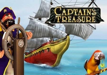 Captain Treasure – kreni u bogat ulov  u video slotu!