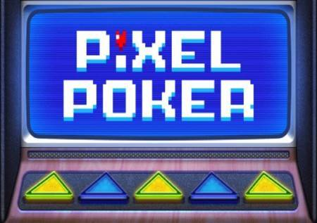 Pixel Poker – čeka vas neodoljiva kazino igra!