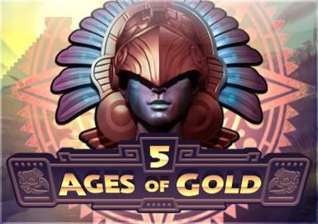 5 Ages of Gold – zlatno vrijeme bonusa!