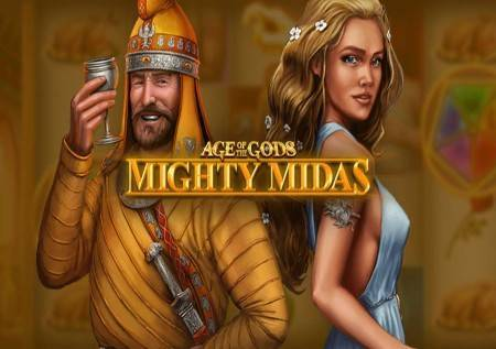 Age of the Gods: Mighty Midas -online slotovi!