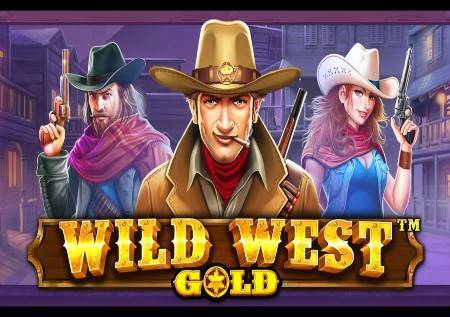 Wild West Gold – divlji zapad!
