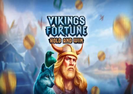 Vikings Fortune: Hold and Win– slavni Vikinzi u video slotu!