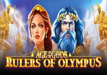 Rulers of Olympus – spremite se za bogovske džekpotove!