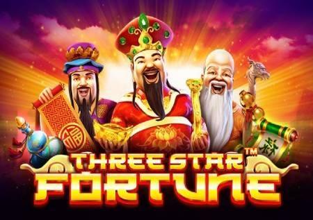 Three Star Fortune – čeka vas bonus Respin!