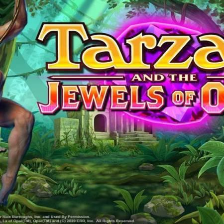 Tarzan and the Jewels of Opar – vrhunska kazino igra!