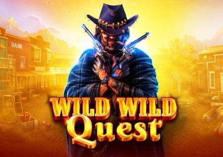 Wild Wild Quest – divlji kazino obračun!