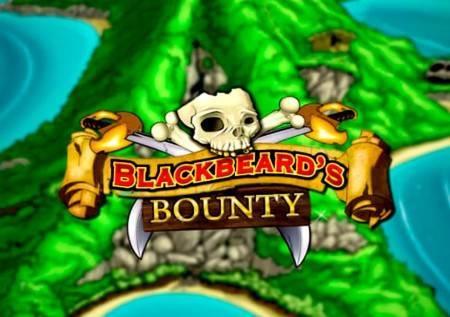 Blackbeards Bounty – sjajni bonusi u piratskom obračunu!