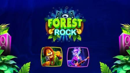 Forest Rock vodi do velikih kazino dobitaka!