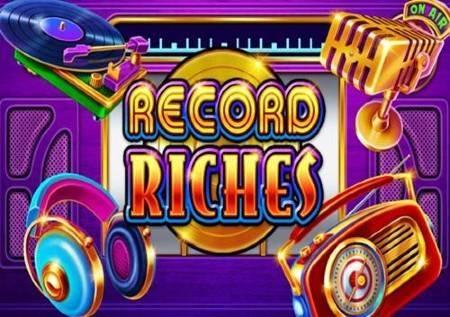 Record Riches – uz dobru mužičku podlogu do sjajnog dobitka!