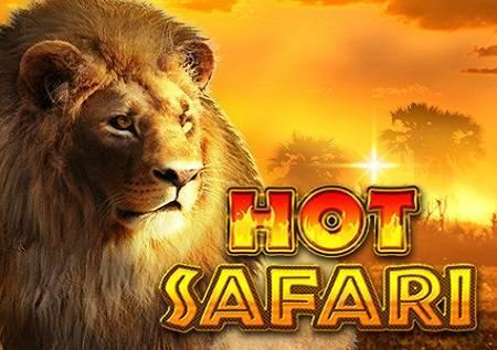 Hot Safari – spremite se za vrele bonuse!