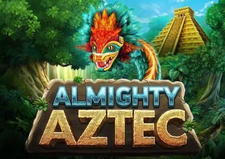 Almighty Aztec –  slot koji će vas upoznati sa indijanskim plemenom!