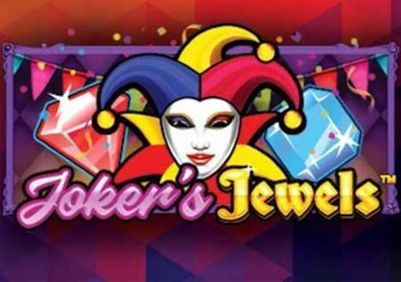Jokers Jewels – cirkuska predstava u kazino igri!